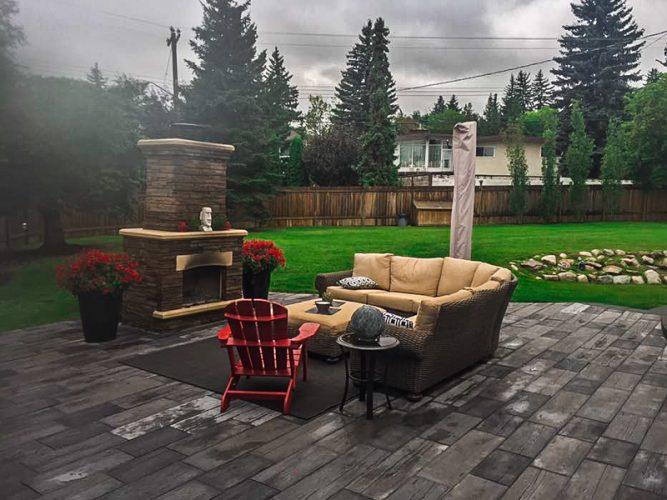 Edmonton Landscaping Patios