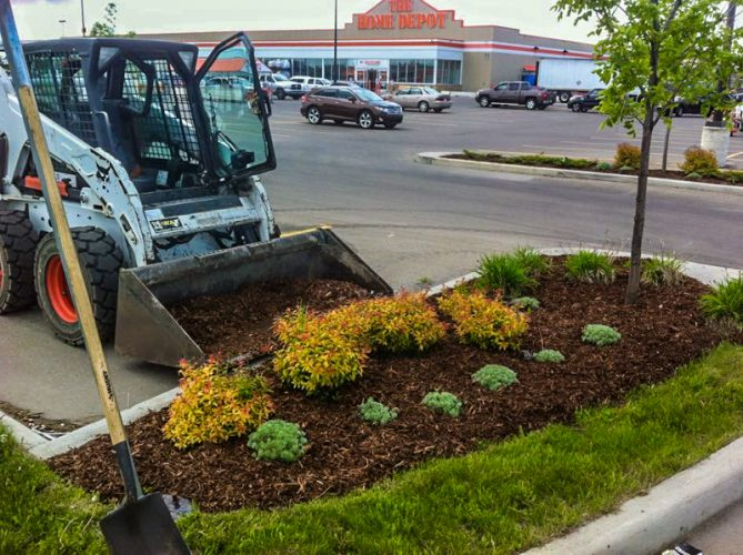 Landscaping Construction Grass Cutting Snow Removal Edmonton