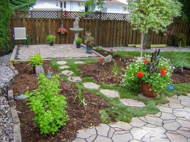 Edmonton Landscaping Patios Gardens
