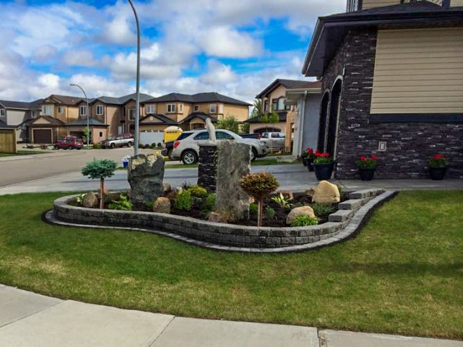 Edmonton Landscaping Yards and Gardens