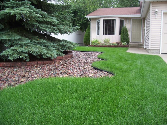 Edmonton Landscaping Yard and Gardens
