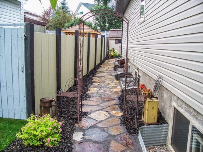 Edmonton Landscapers Before and After